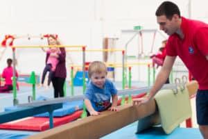 Summer Holiday Fun at Pegasus Gymnastics Club
