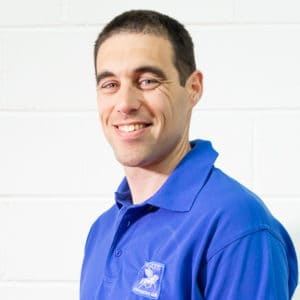 Dave Ansell - Head of Gymnastics for All