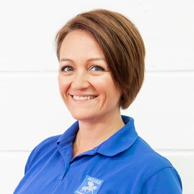 Gillian Rainbow -Coach & Receptionist