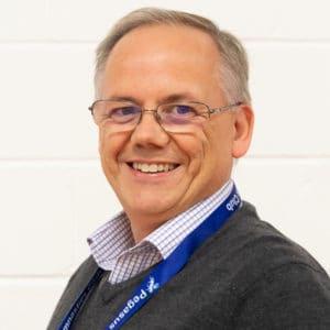 Jon Cook - Director and Treasurer