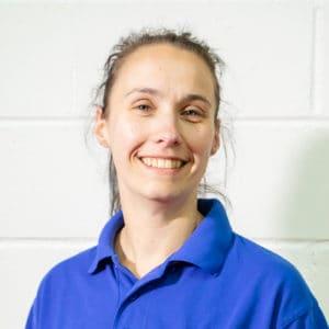 Louise Nicholls - Coach