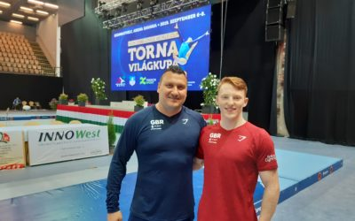 Euan Cox – 7th in World Cup Rings Final
