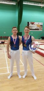 Euan Cox wins Under 18's at London open
