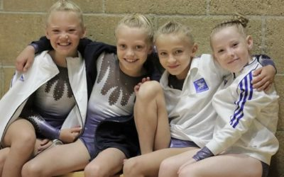 Girls compete at Regional Championships