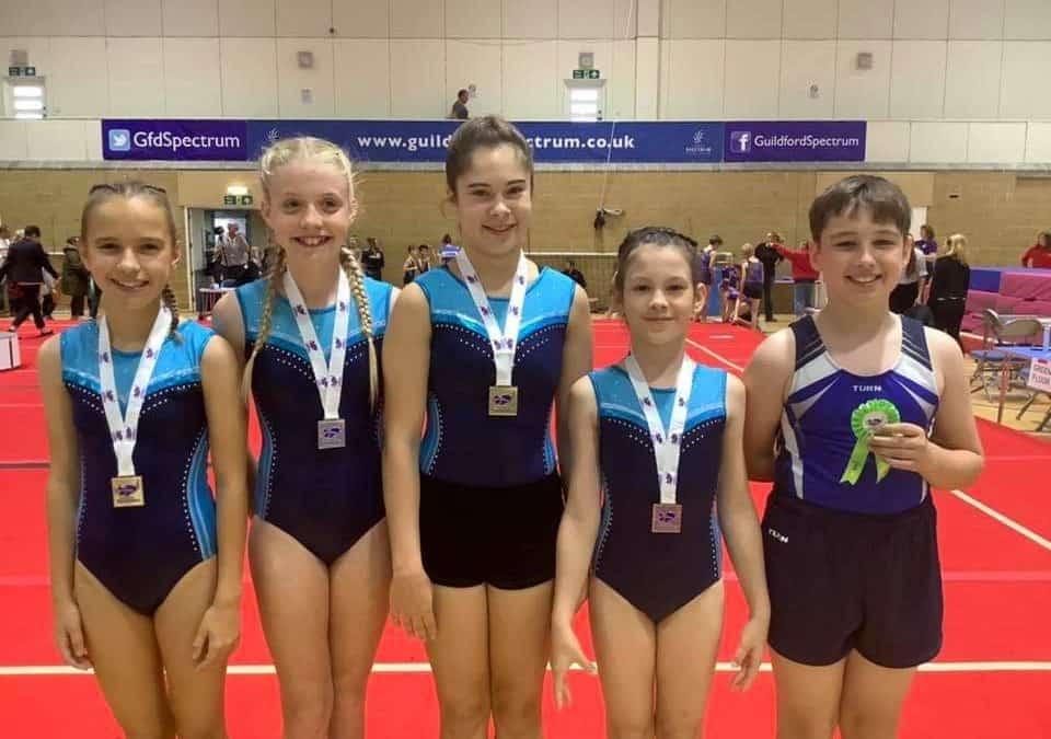 Floor and Vault Regional Championships