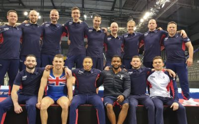 Team GB qualify for 2020 Tokyo Olympics with World Championship Success