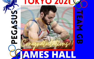 James Hall selected for Tokyo Olympic Games 2021