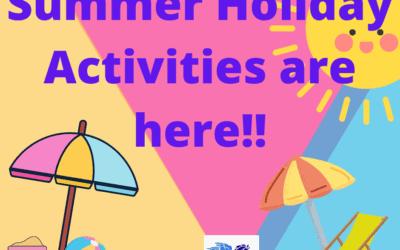 Summer Holiday Activities