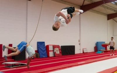 Adult Gymnastic Classes Resume from 7th September 2021